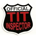 OFFICIAL TIT INSPECTOR