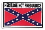 HERITAGE NOT PREJUDICE  (RETAIL SALES ONLY)