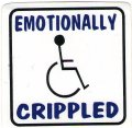 EMOTIONALLY CRIPPLED