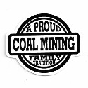 COAL MINING A PROUD FAMILY TRADITION