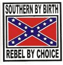 SOUTHERN BY BIRTH REBEL BY CHOICE
